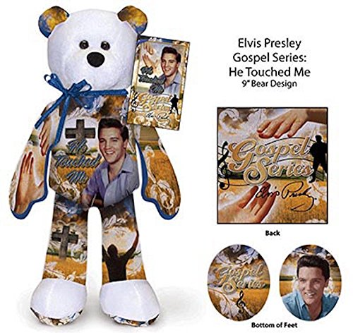Limited Treasures - Elvis Gospel Series Bear- He Touched Me