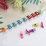 100PCS Sewing Clips, Multipurpose Sewing Clips for
