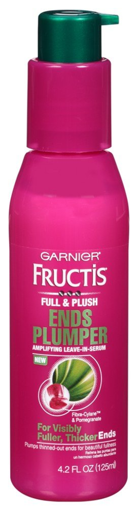 Fructis Full&Plush Plmp T Size 4.2z Fructis Full&Plush Ends Plumper Treatment 4.2z