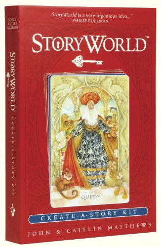 The Storyworld Box: Create-A-Story Kit