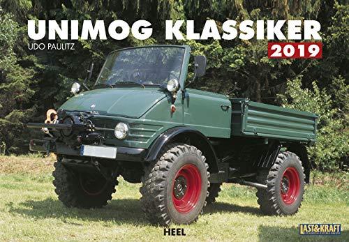 Unimog Klassiker 2019: Universal-Motor-Gerät mit K