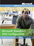Microsoft Sharepoint 2010 Configuration, Microsoft Official Academic Course, 1118281330