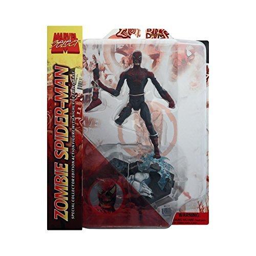 Zombie Spider Man - 8