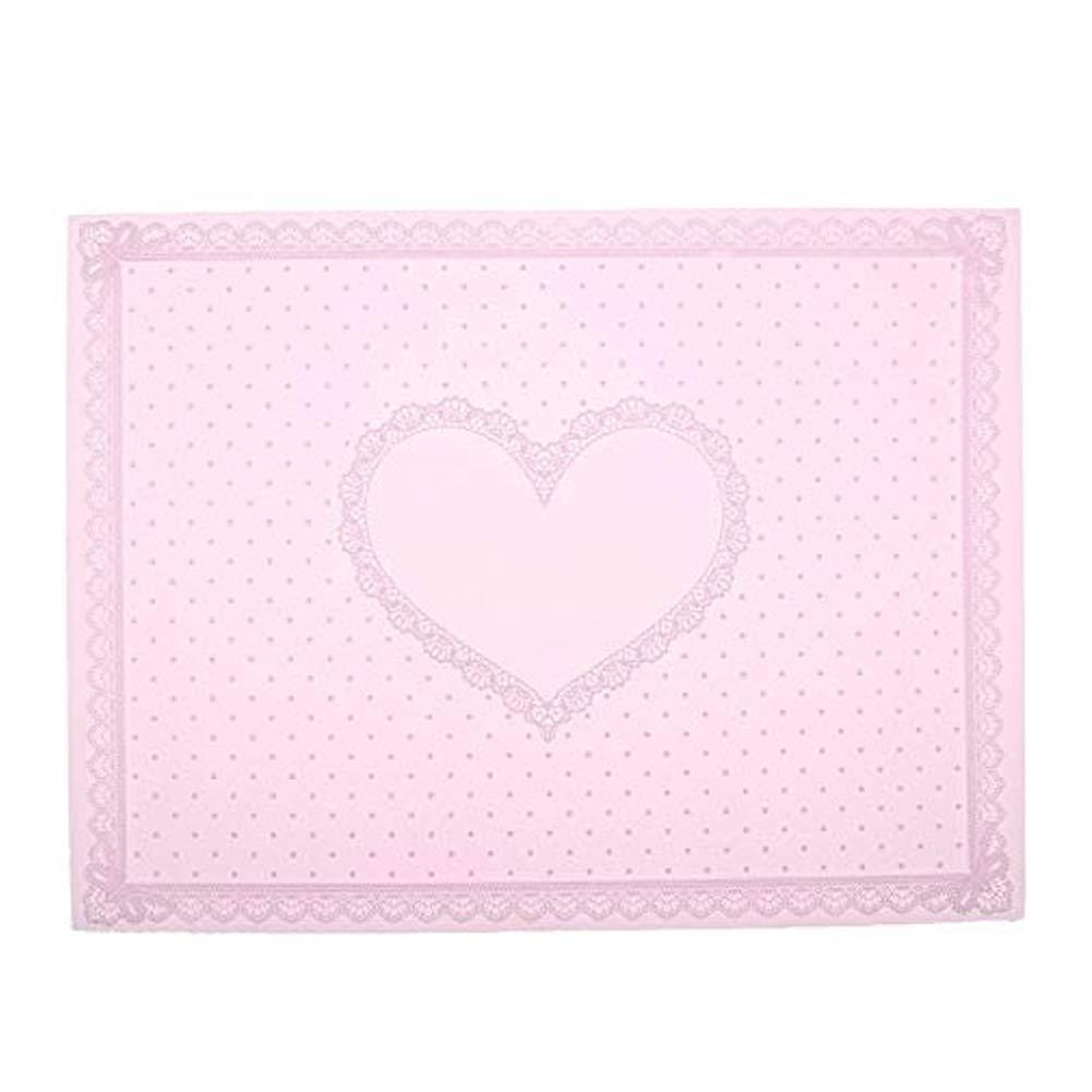Sungpunet mano tovagliette Silicon pizzo Pois Cuore modello di arte del chiodo Tabella stuoia del manicure Clean Pad rosa attrezzi di trucco utile