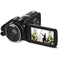 TOPMountain Câmera digital portátil Hd 1080P