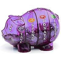 Pig Savvy Money - Purple