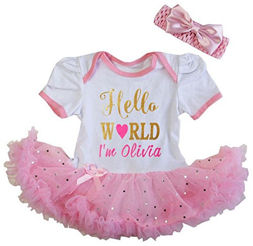 personalized baby outfits - 5