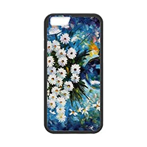 Daisy In Vase Painting Case for iPhone 6