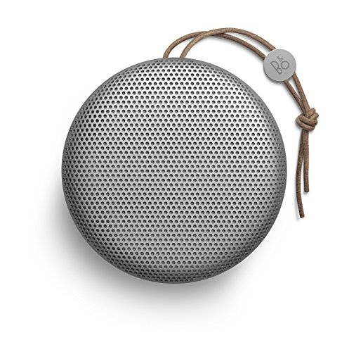 Price comparison product image B&O PLAY by Bang & Olufsen Beoplay A1 Portable Bluetooth Speaker with Microphone (Natural)