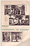 What Happened in Salem?, Levin, David, 0155955985