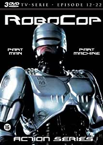 Amazon.com: RoboCop (Episodes 12-22) - 3-DVD Box Set