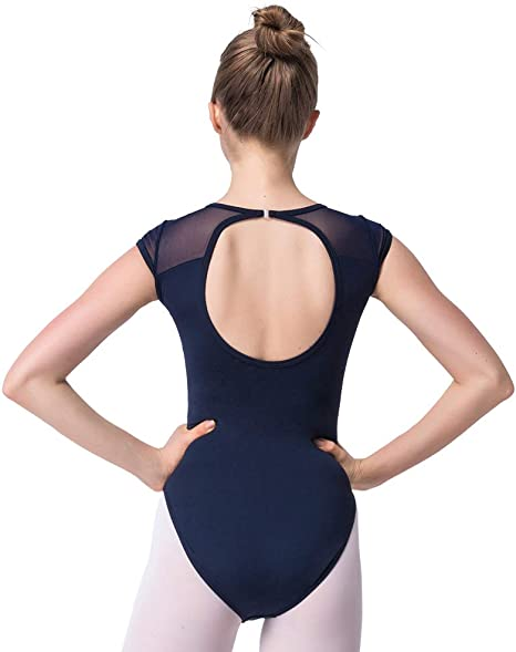 maillot ballet mujer