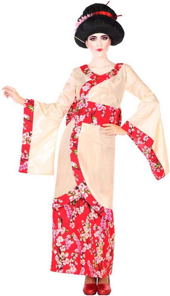 Atosa-53874 Disfraz Geisha, Color Rojo, XS/S (53874): Amazon.es ...