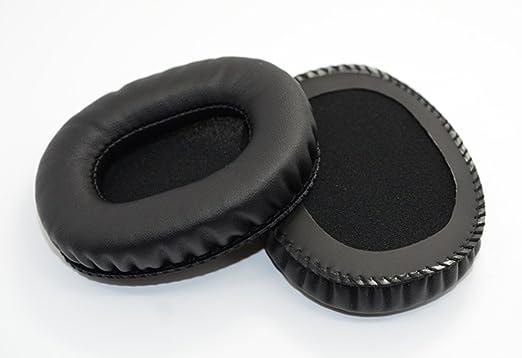 Repuesto almohadillas almohadillas cojines tazas, diseño de Marshall Monitor - Auriculares de diadema estéreo: Amazon.es: Electrónica