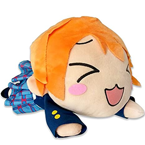 Sega Love Live School Idol Project Rin Hoshizora Jumbo Stuffed Plush, 15""