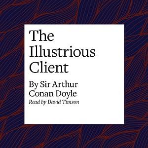The Illustrious Client Audiobook