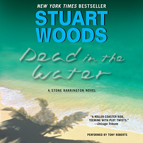 Bargain Audio Book - Dead in the Water  A Novel
