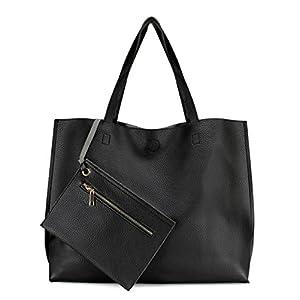 Scarleton Stylish Reversible Tote Handbags Shoulder Bags Hobo bags Satchel Purses Top Handle Bag for Women H1842