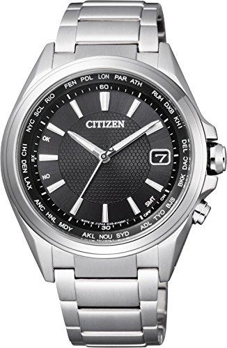 [シチズン]CITIZEN ATTESA アテッサ ダイレクトフライト 針表示式 ワールドタイム Eco-Drive エコ・ドライブ電波 CB1070-56E メンズの商品画像