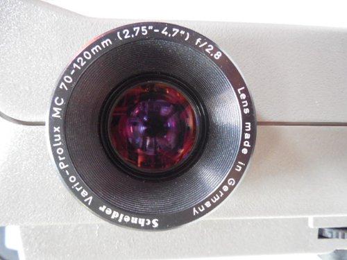 Kodak(R) Ektagraphic III E Plus Slide Projector