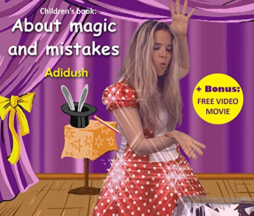 About Magic And Mistakes by Adidush ebook deal