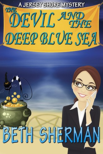 The Devil and the Deep Blue Sea (The Jersey Shore Mysteries Book 4)