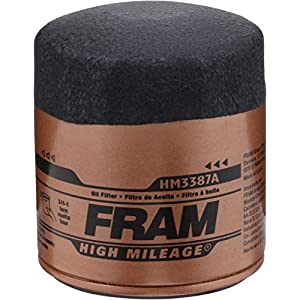 FRAM HM3387A High Mileage Oil Filter