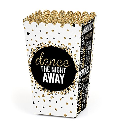 Prom - Prom Night Party Favor Popcorn Treat Boxes - Set of 12]()