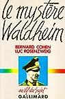 Le mystère Waldheim par Cohen