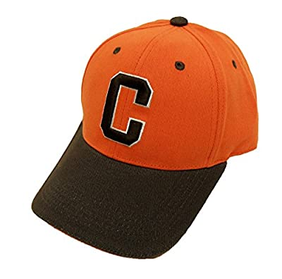 NFL Cleveland Browns Brown Brim Cap, Orange, One Size