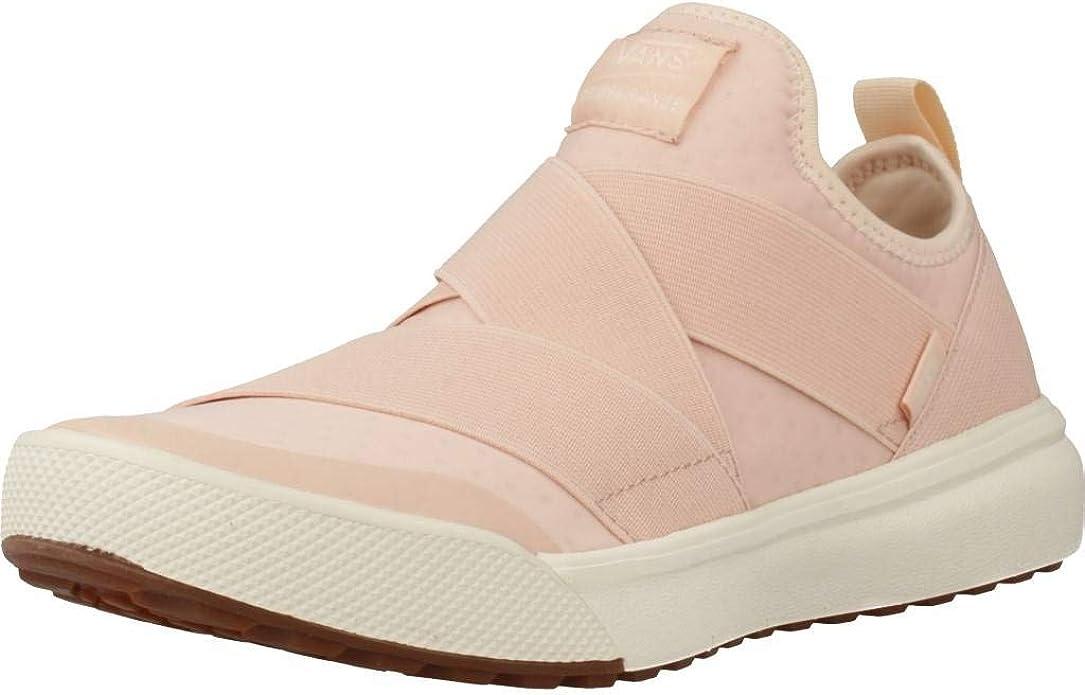 Vans Mega Check Ultrarange Gore Sneakers Damen Rosa (Pink)