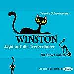 Jagd auf die Tresorräuber (Winston 3)   Frauke Scheunemann