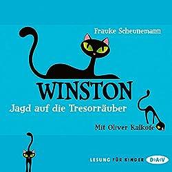 Jagd auf die Tresorräuber (Winston 3)