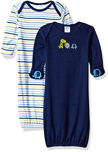 Gerber Baby Boys Pack Gown product image