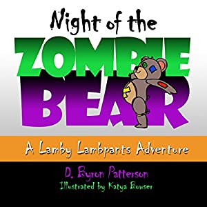 Night of the Zombie Bear Audiobook