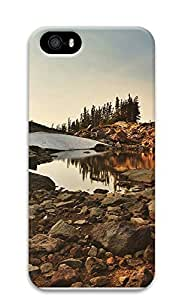 Case For Sam Sung Galaxy S4 Mini Cover landscapes nature lake 93 3D Custom Case For Sam Sung Galaxy S4 Mini Cover