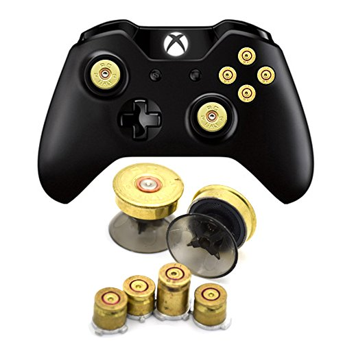 xbox one bullet buttons gold - 3