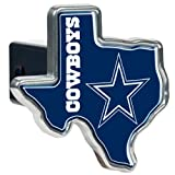 dallas cowboy trailer hitch cover - NFL Dallas Cowboys Texas Shaped Trailer Hitch Cover, High Polish Metal