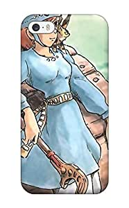 Fashion Protective Nausicaa Of The Valley Of The Wind Case Cover For Iphone 5/5s