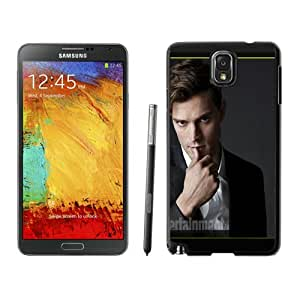 Fashionable And Nice Designed Case For Samsung Galaxy Note 3 N900A N900V N900P N900T With Fifty Shades Of Grey Christian Grey Thumb Mouth Black Phone Case