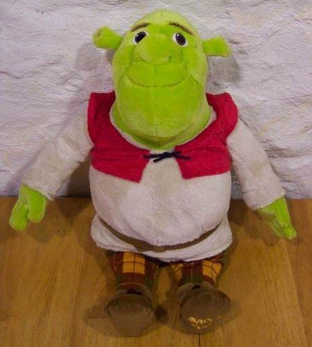 Deluxe Shrek Plush 19 by - S Macys