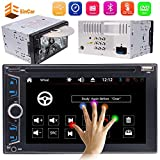 With 3 types of UI optional+WINCE 8.0 Double 2 DIN Car headunit Electronics