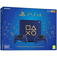 PS4 500 Go Edition Limitée Days of Play + 2ème Manette Edition Limitée Days of Play