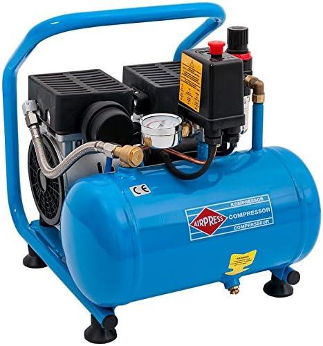 Kompressor Silent 0 6 Ps 6 Liter L6 95 Typ 36743 Baumarkt