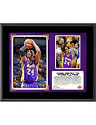 "Kobe Bryant Los Angeles Lakers Third All-Time Scoring Sublimated 10.5"" x 13"" Plaque - NBA Player Plaques and Collages"
