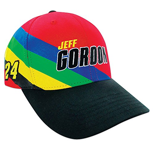 Jeff-Gordon-24-Rainbow-Warrior-Hat