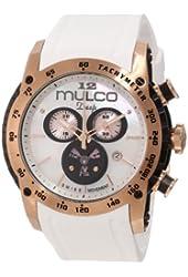 Mulco Unisex MW1-29878-016 Deep Scale Chronograph Swiss Movement Watch