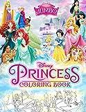 Princess Coloring Book: Princesses Jumbo Coloring