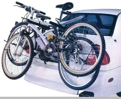UKB4C Clio Sport Tourer 3 Cycle Carrier Rear Tailgate Boot Bike Rack