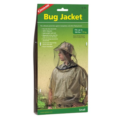 - Coghlan's Bug Jacket, X-Large